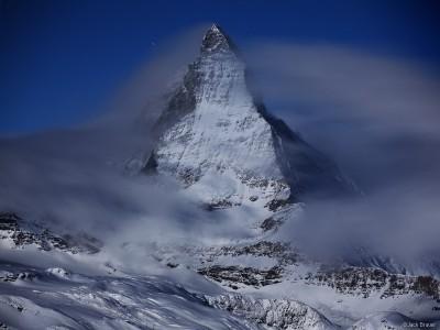 Matterhorn Moonlight