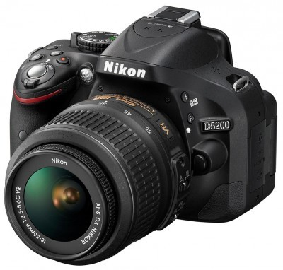 Nikon-D5200