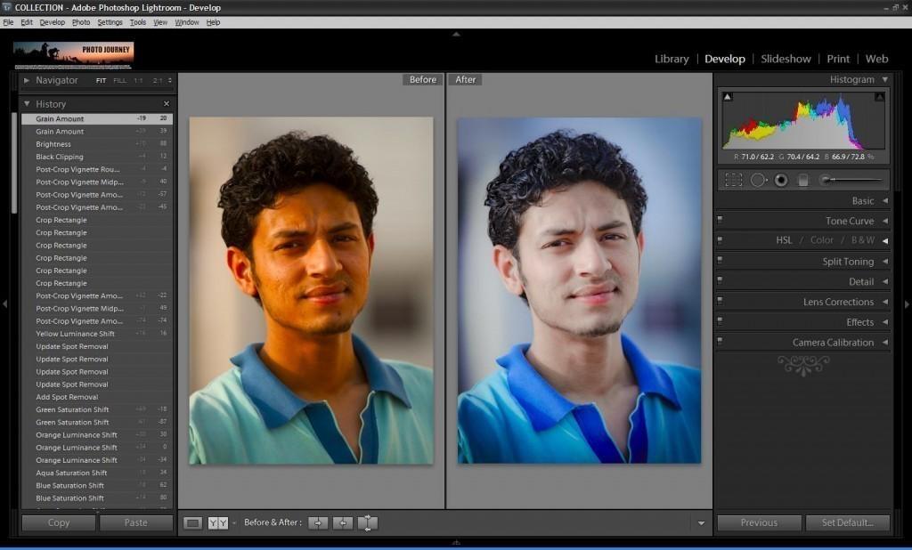 Как сделать обои на фотошопе