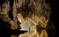 cave-lake