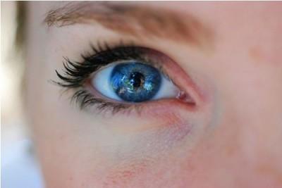 reflection-eye