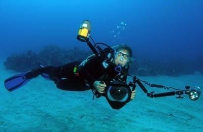 Оборудование для подводной съёмки