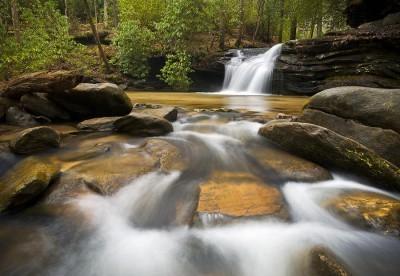 waterfall-landscape