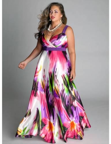 Одежда для полненьких девочек - Мода для полных девушек и женщин 20152016 модная одежда.