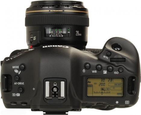 Canon EOS 1DX-1
