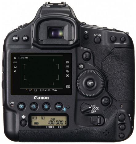 Canon EOS 1DX-2