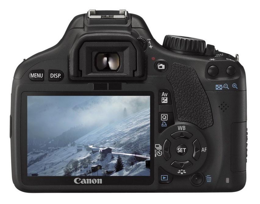 Отзывы, мнения о Canon EOS 550D kit. Цифровые фотоаппараты