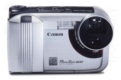 Canon-PowerShot-600
