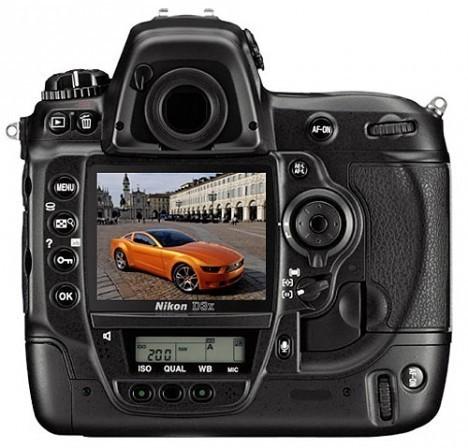 Nikon-D3X-Back