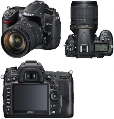 Nikon D7000 18-105VR Kit