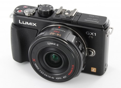 Panasonic Lumix DMC-GX1-1