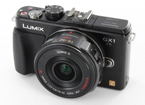 Panasonic Lumix DMC-GX1-1