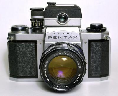 Pentax_SV_camera