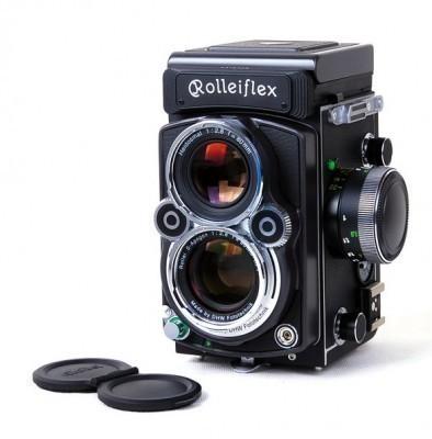 Rolleiflex 2,8 FX