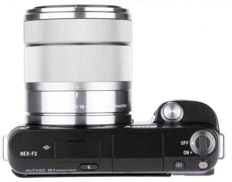 Sony-NEX-F3-top