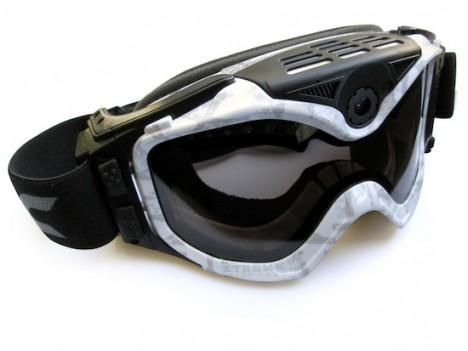 Summit Snow Goggles HD720