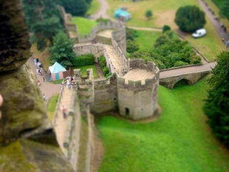 Tilt_Shift_Castle