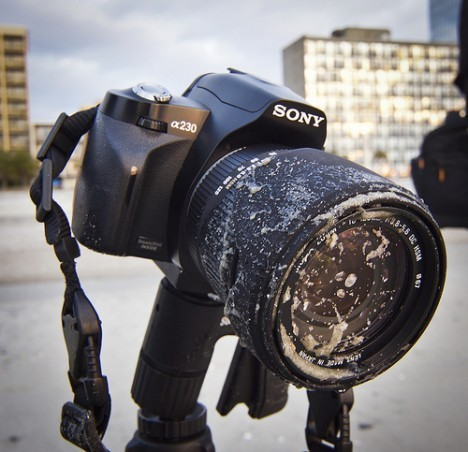 sandy-lens-and-camera