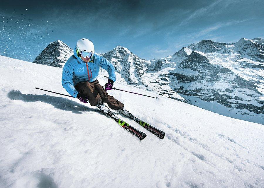 Картинки с лыжником, окончанием рабочей