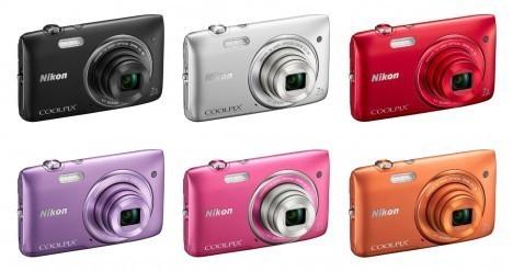 Nikon Coolpix S3500-1