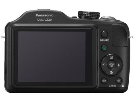 Panasonic DMC-LZ20EE-K-1