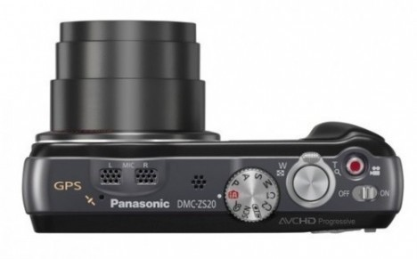 Panasonic DMC-TZ300EE-K-KIT-1