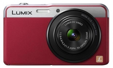 Panasonic Lumix DMC-XS3-1