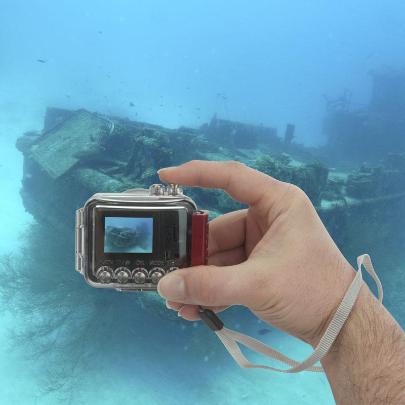 фотоаппарат для съемок под водой когда необходимо