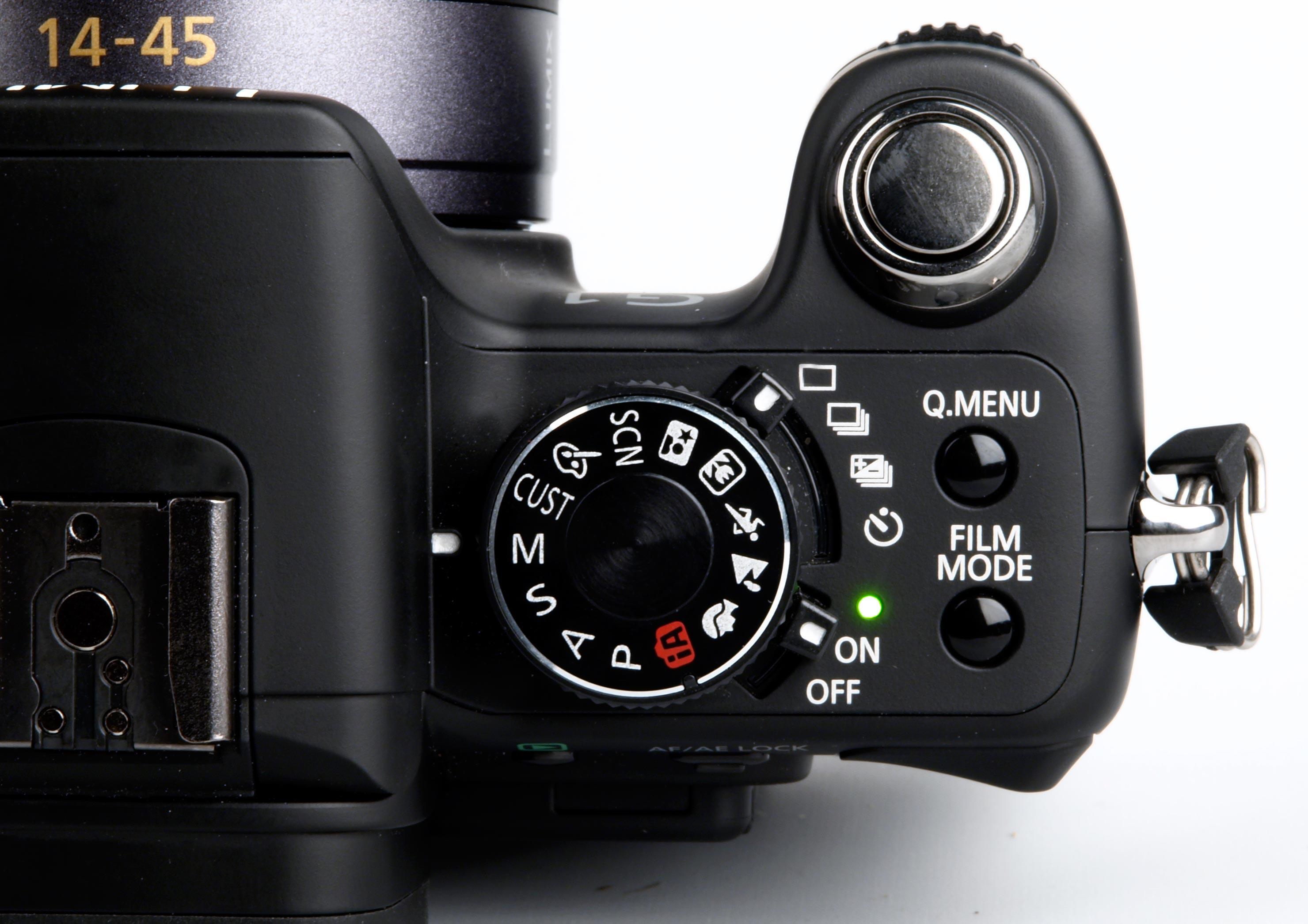 Зеркальный фотоаппарат ручные настройки