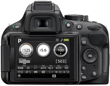 Nikon D5200 -5