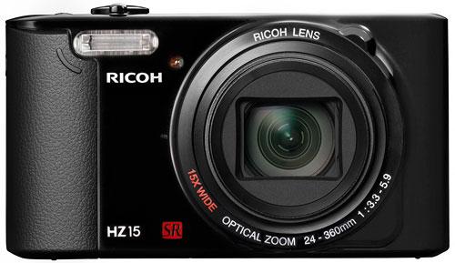 Ricoh HZ15 фото