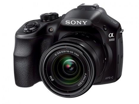 Sony Alpha A3000-1