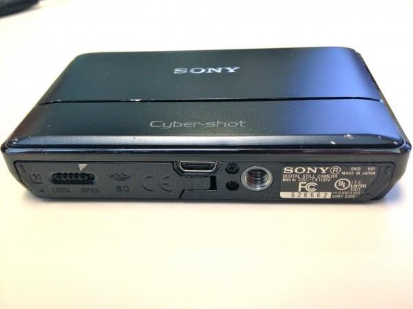 Sony Cyber-shot DSC-TX100V-1