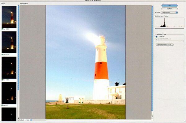 фотография маяк