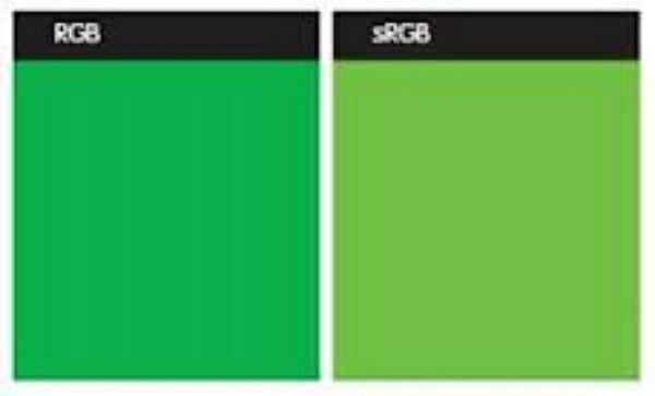 RGB & sRGB