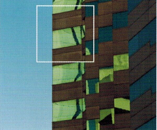 Качество изображения зависит от степени сжатия при сохранении.