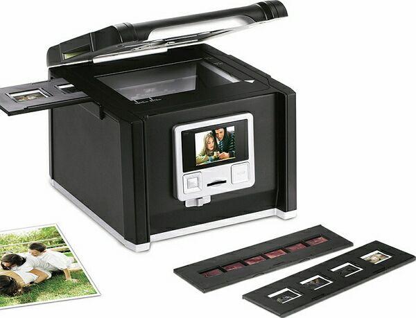 Пленочный сканер
