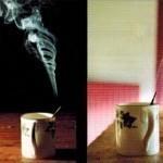 Натюрморты с дымом и вспышкой