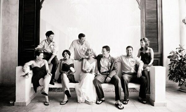 Ваша первая свадебная съемка