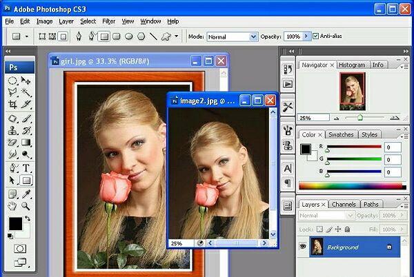 Введение в программу Photoshop