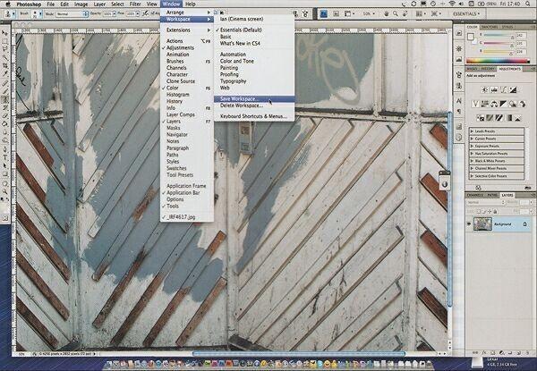 Обработка фотографий в программе Photoshop