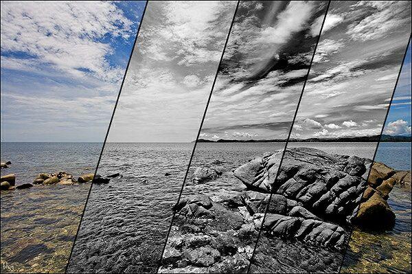 обработка фотографий в Photoshop