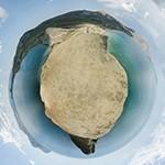 Объединение 360-градусной панорамы