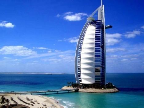 United Arab Emirates-Burj Al Arab tourism destinations