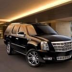 Обновленный Cadillac Escalade появится следующей весной