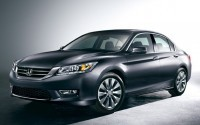 Новинка Honda Accord