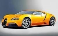 Новая версия Bugatti Veyron