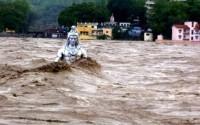 Небывалое наводнение в Индии, а впереди новые дожди...