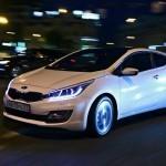 В России состоялась премьера трехдверной модели Kia Pro Cee'd