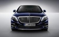 Mercedes-Benz S-Class Pullman будет представлен в мае 2014 года